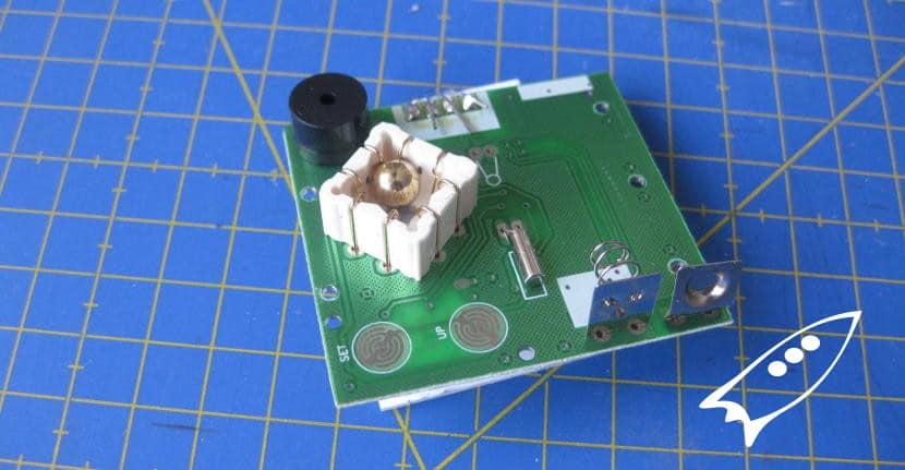 Sensor de posición mecánicoun ingenido interesante