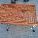 Juegos tradicionales de madera para eventos y fiestas al aire libre