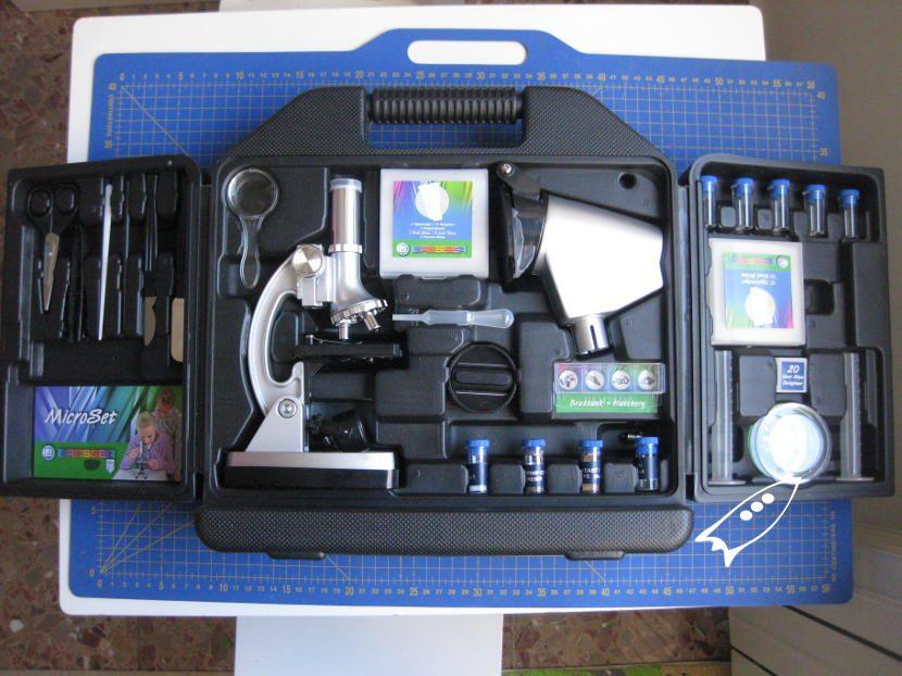 Maletín y kit de accesorios de Dideco para niños