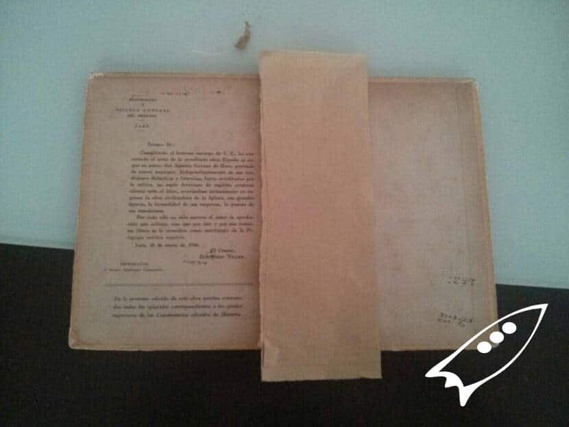 arreglar o restarurar libro antiguo