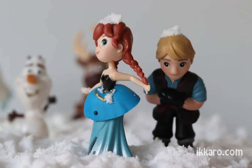 Cómo hacer nieve artificial casera