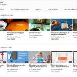 Retomo el canal de Youtube para complementar información