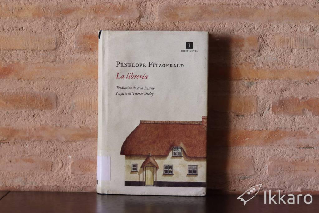 Novela La librería de Penelope Fitzgerald