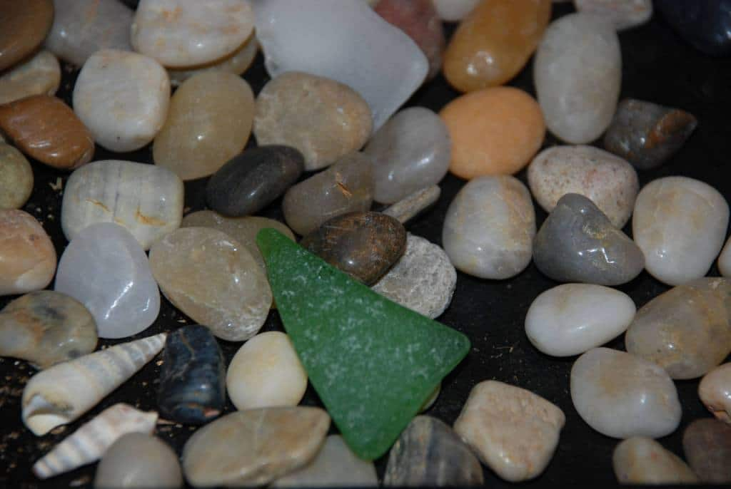 Diferencias entre sea glass y beach glass