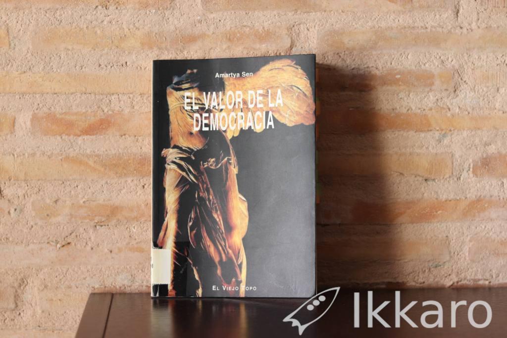 Libro: El valor de la democracia de Amartya Sen