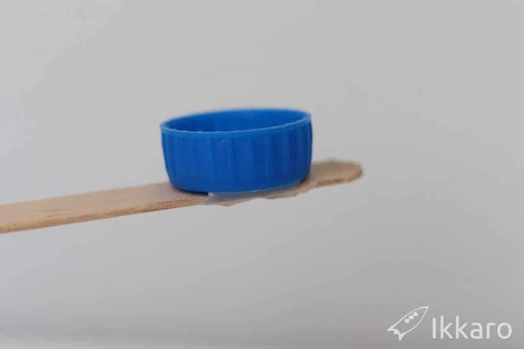 cazoleta para lanzar proyectiles
