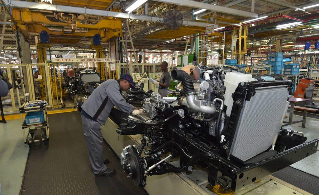 just intime en fábricas, procesos de produccion