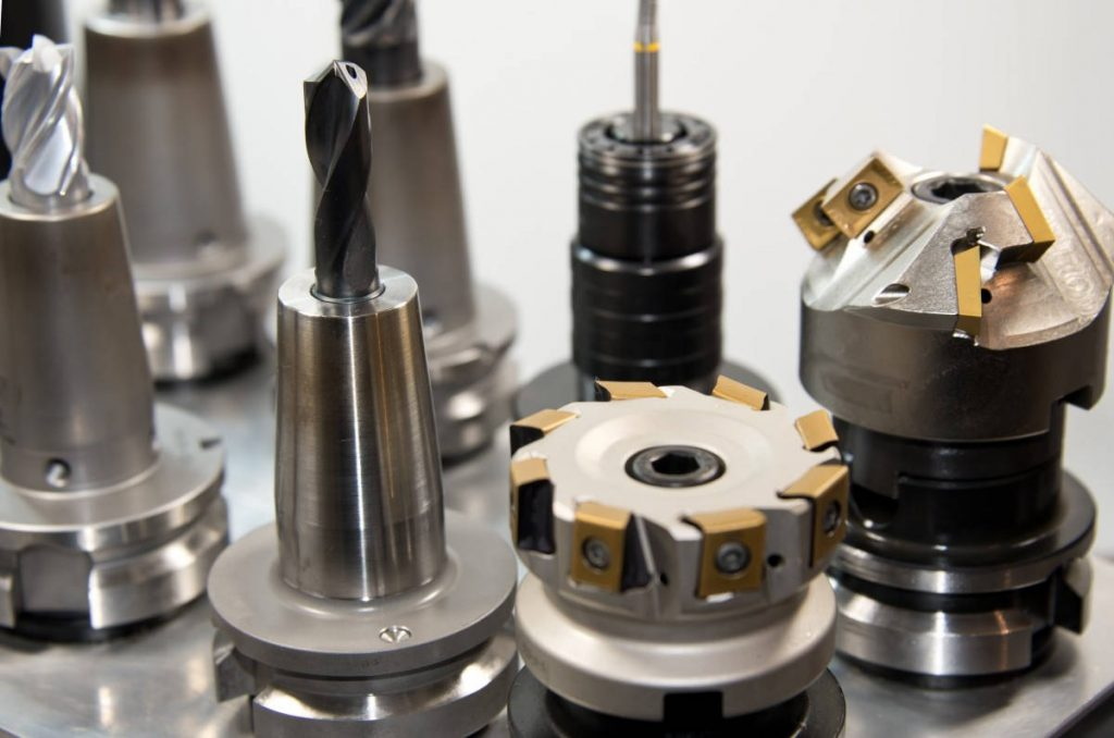 maquinas y herramientas de control numérico CNC