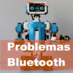 LEGO Boost no conecta el Bluetooth