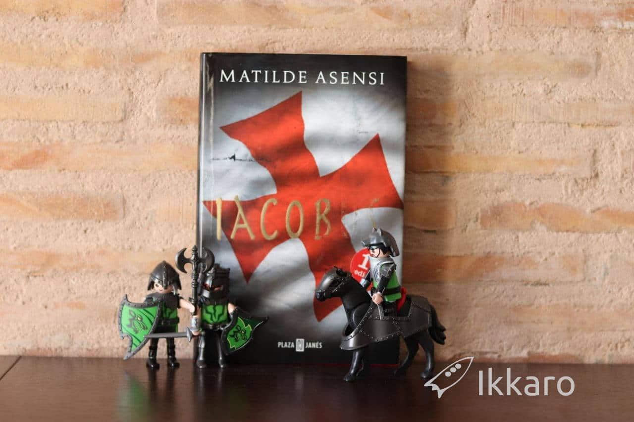 reseña y notas de la novela histórica Iacobus de Matilde Asensi