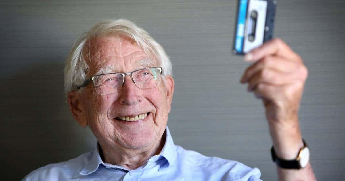 Lou Ottens, ingeniero que inventó la cinta de casette
