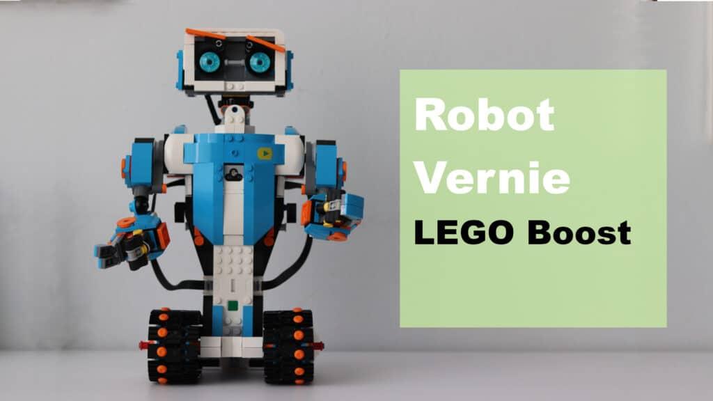 Qué es LEGO Boost