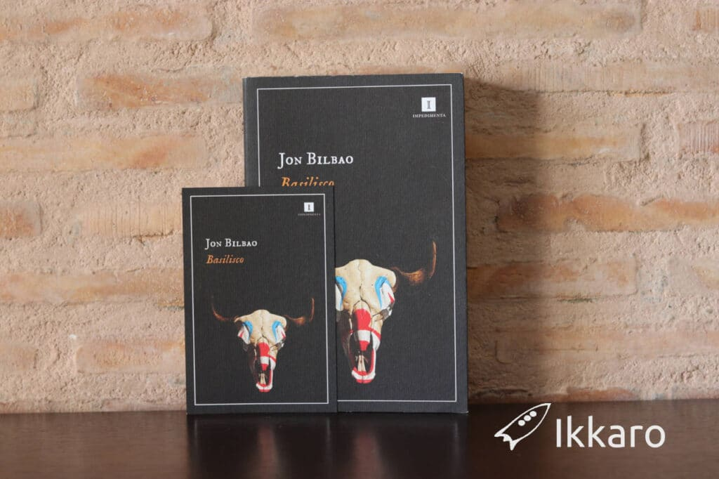 Basilisco de Jon Bilbao
