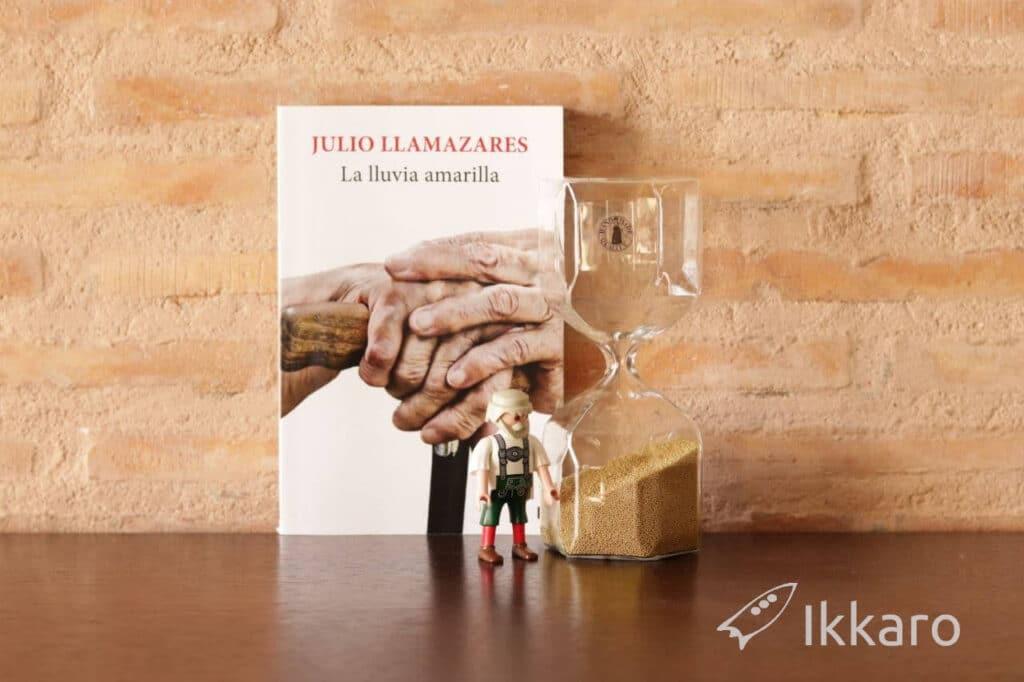 reseña, notas y opiniones de La lluvia amarilla de Julio LLamazares