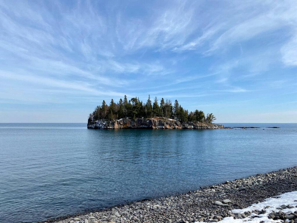Los grandes lagos de Norteamérica