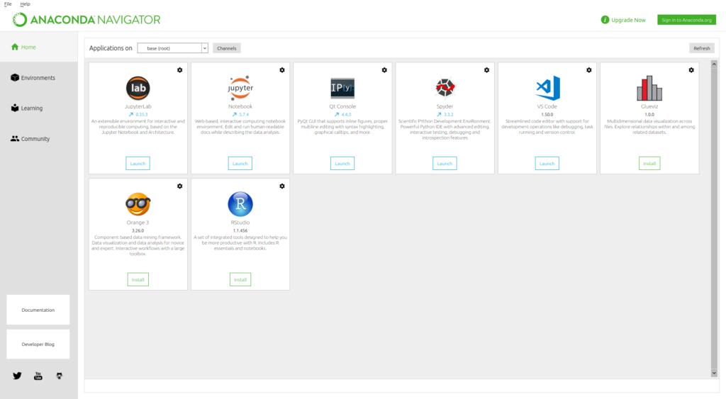 jupyter notebook entorno informático interactivo para aprender a programar