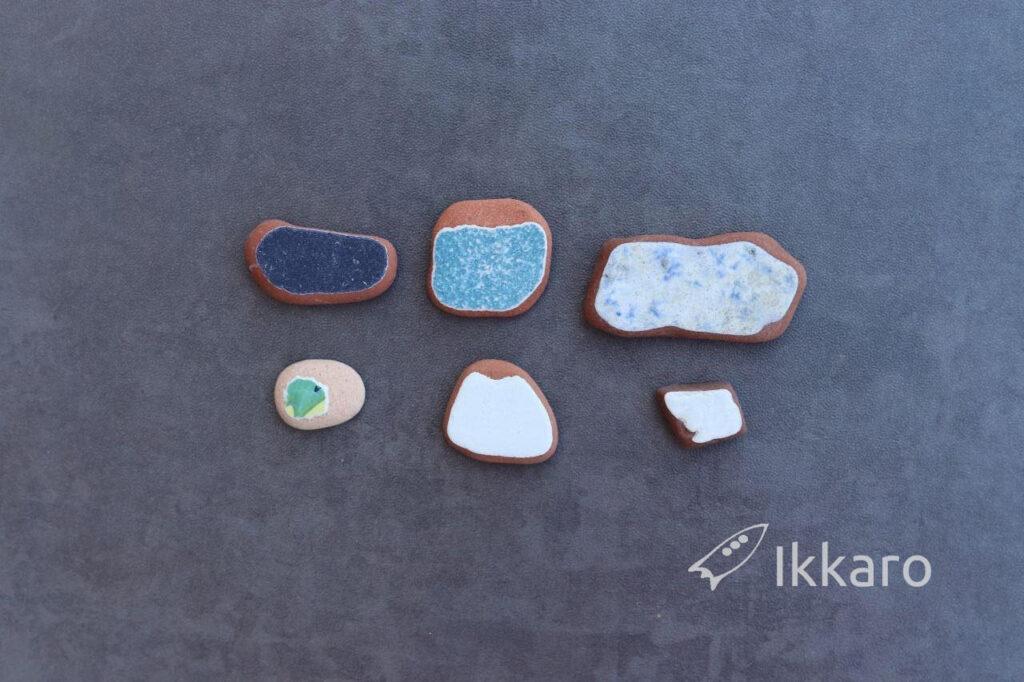 Sea Pottery, qué es , tipos, colección y más información