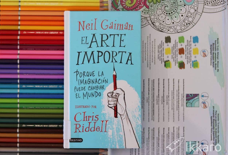 El arte importa, porque la imaginación puede cambiar el mundo