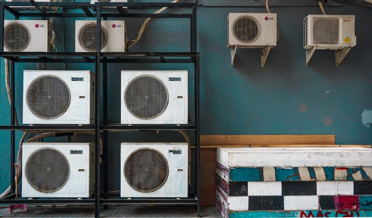 Clima, calor y aires acondicionados domésticos
