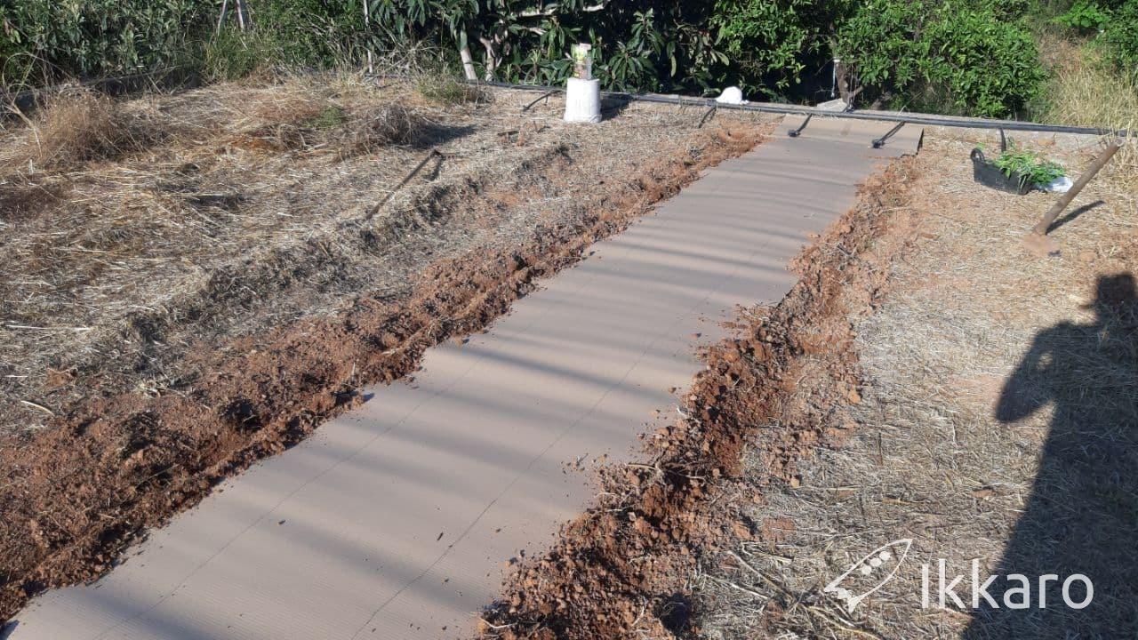 mulching huerto