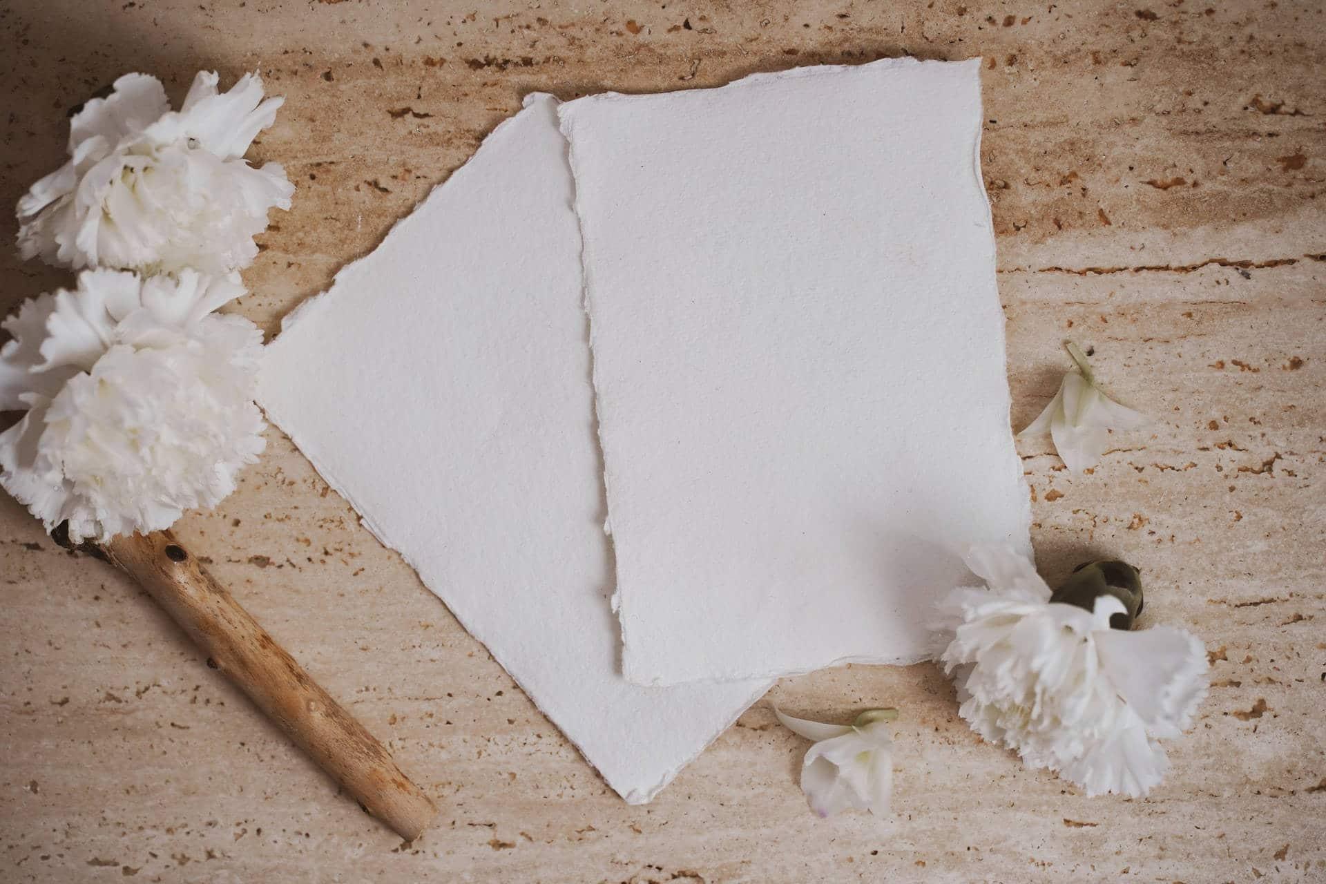 hacer papel reciclado casero