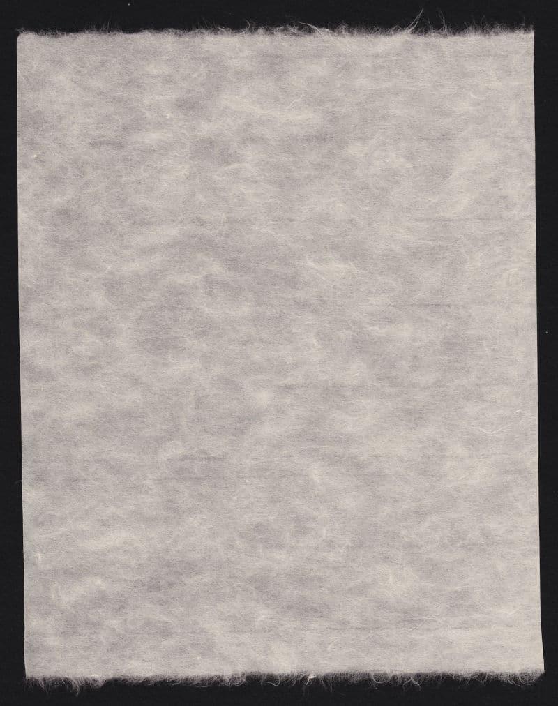 textura del papel washi