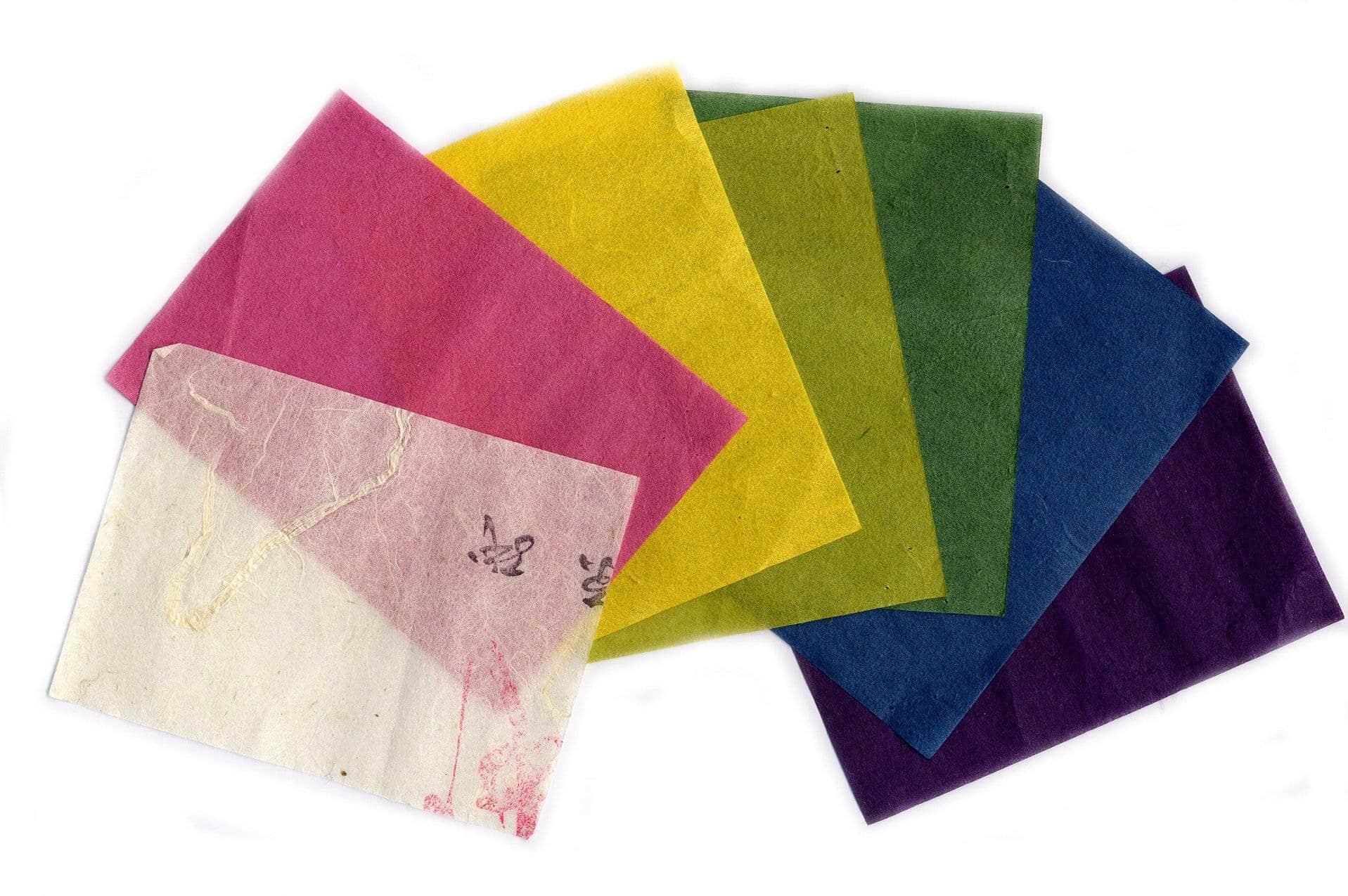 wsahi, papel artesnal japonés